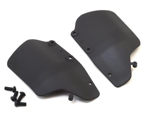Xray XB8 2018 Composite Rear Mud Protector Set
